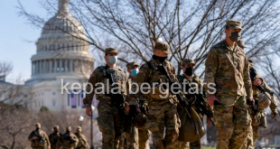 FBI vets troops amid fears of insider assault throughout inauguration