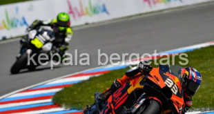 Malaysian MotoGP testing cancelled because of pandemic
