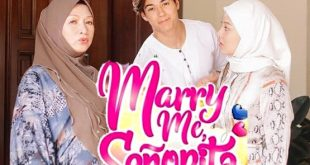 Marry Me Senorita Episod Astro Ria