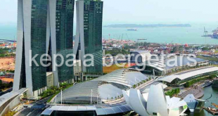 WEF targets Marina Bay Sands for Singapore's 'Davos' summit,