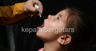 Afghanistan launches yr's first polio vaccination drive