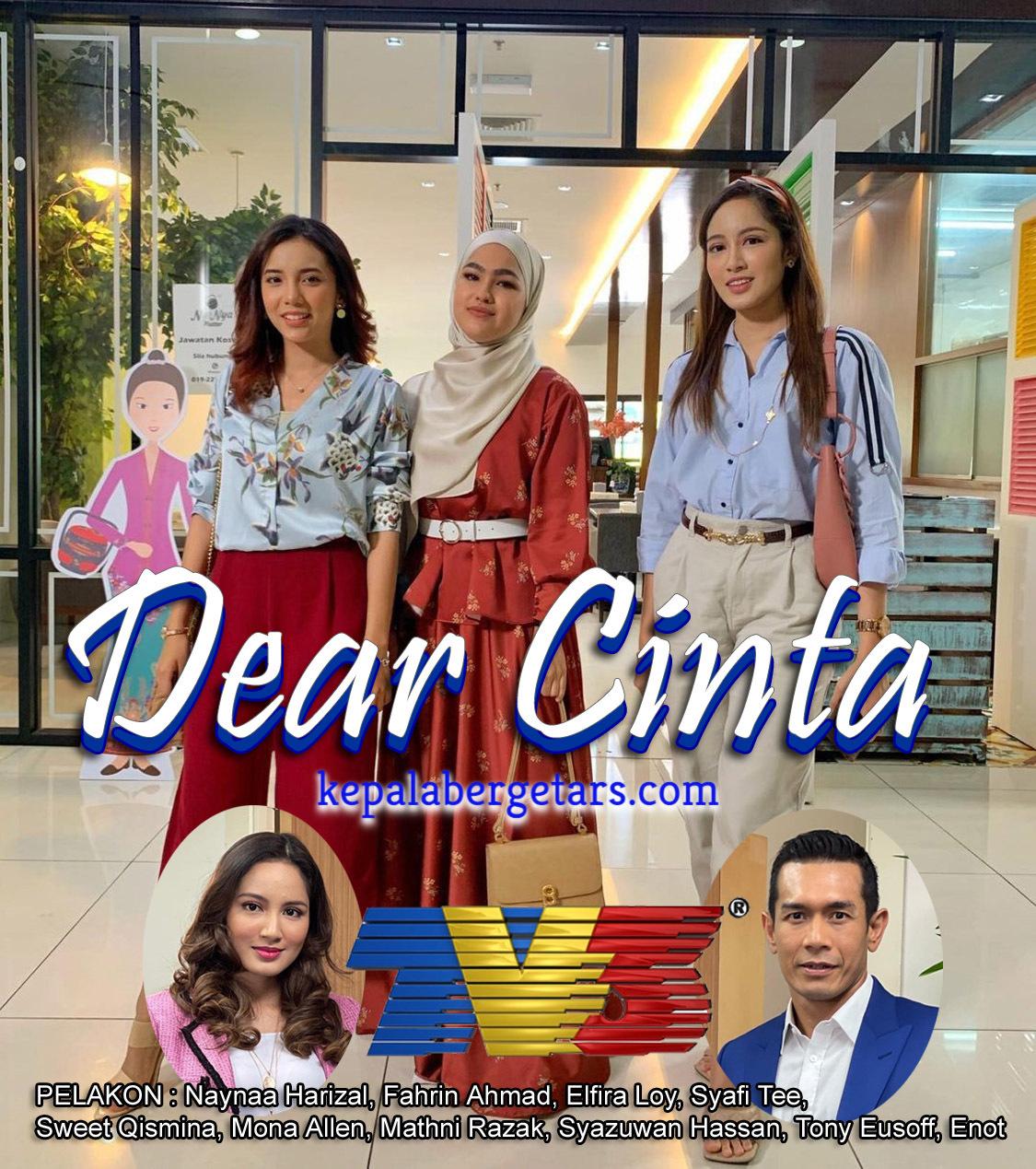 Dear Cinta Episod TV3