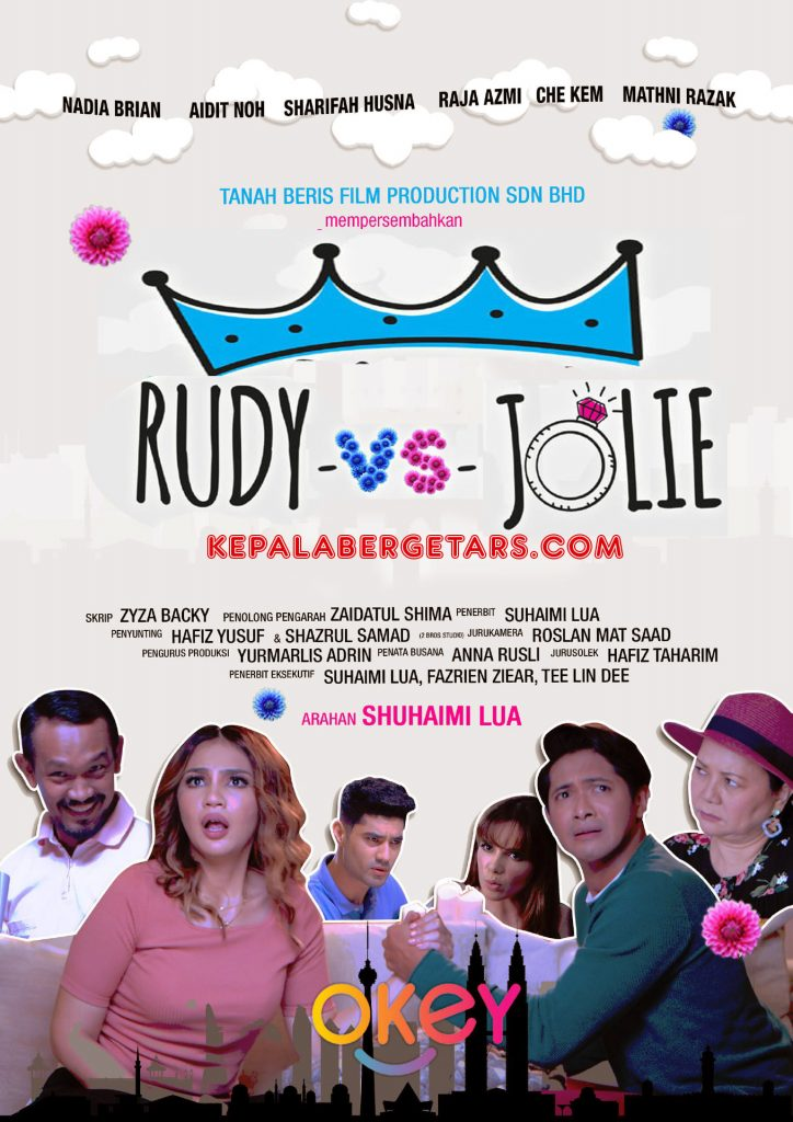 Rudy vs Jolie TV Okey