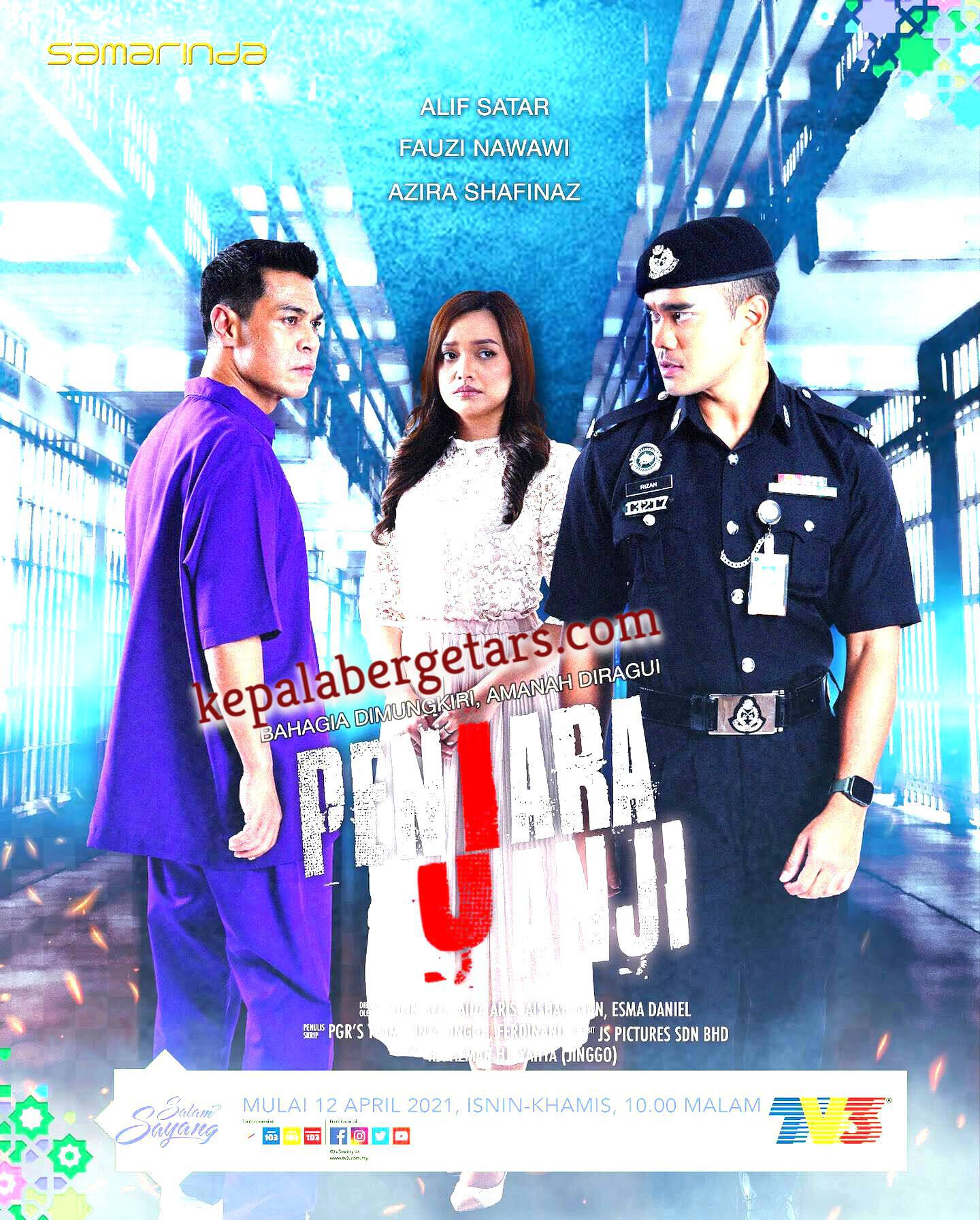 Penjara Janji Episod TV3