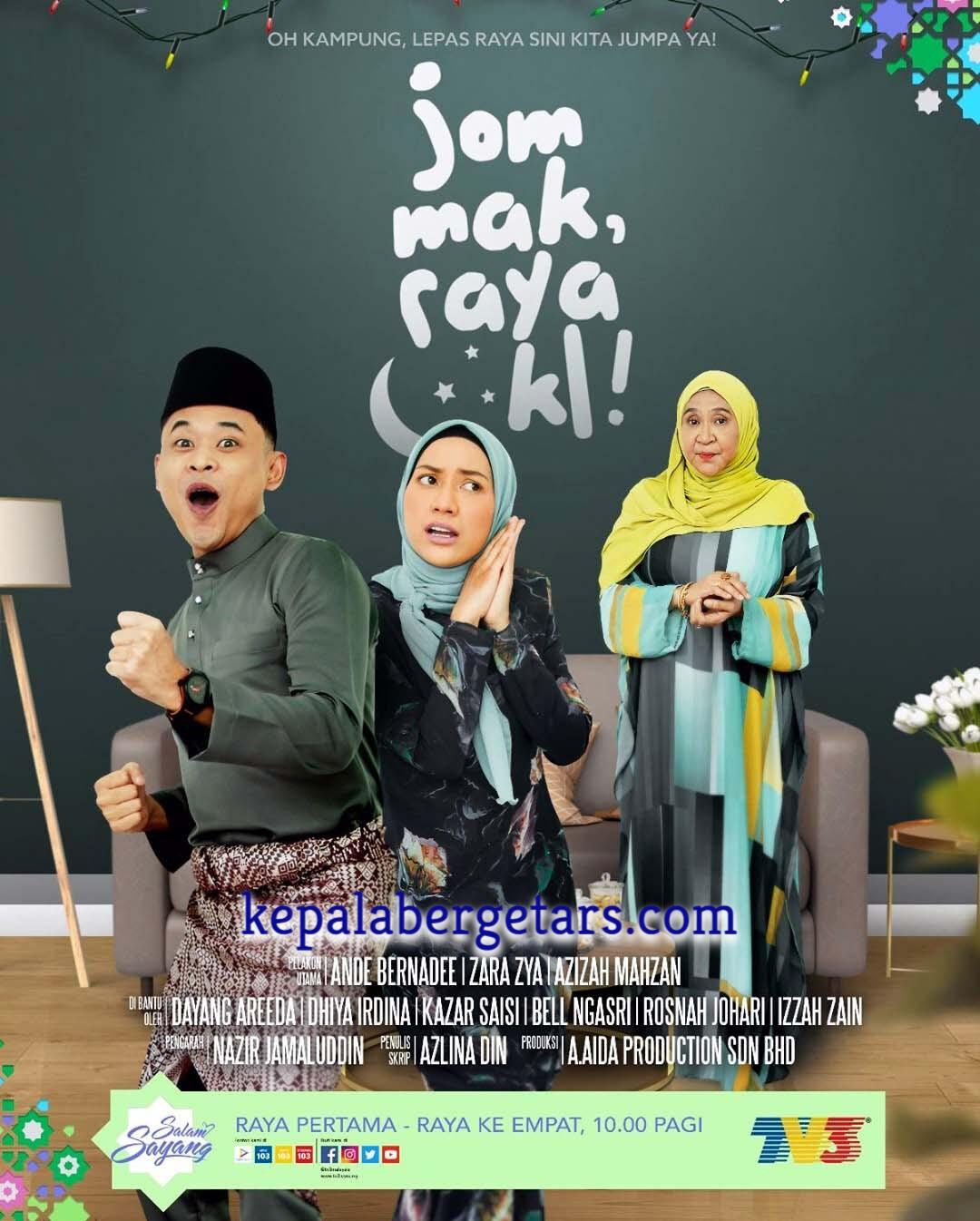 Jom Mak Raya KL Episod TV3