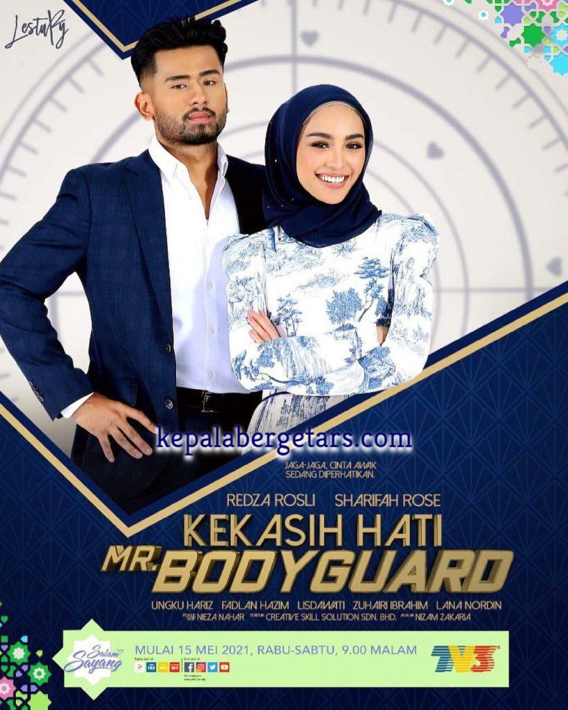 Kekasih Hati Mr Bodyguard Episod TV3