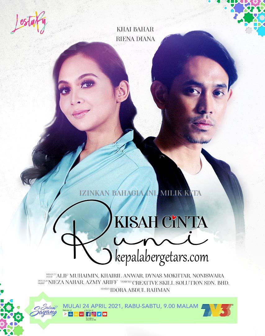 Kisah Cinta Rumi Episod TV3