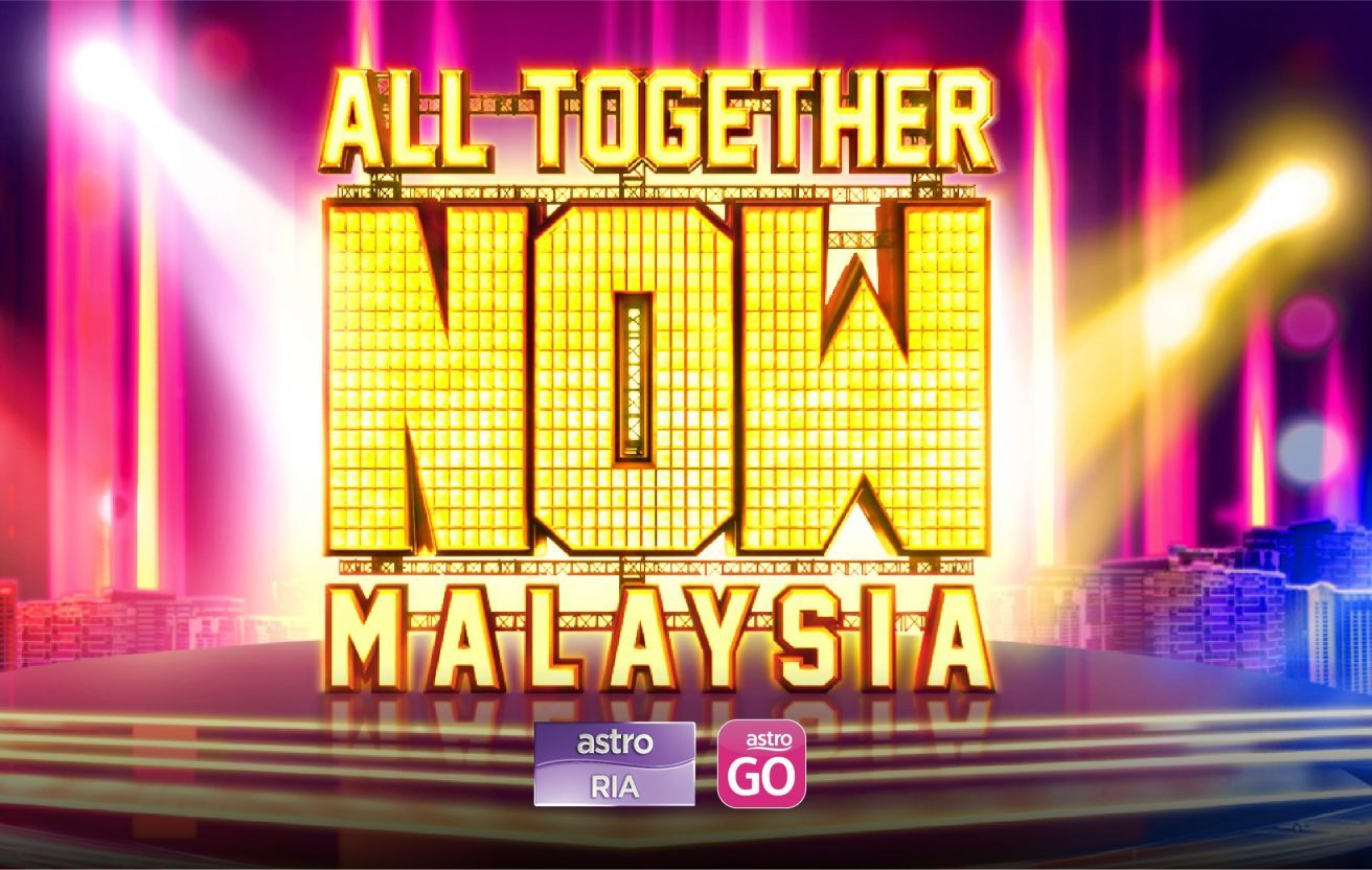 All Together Now Malaysia 2021 Astro Ria
