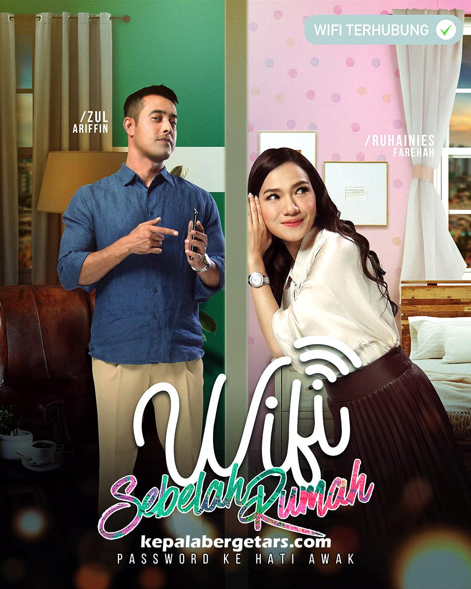 Wifi Sebelah Rumah Episod TV3