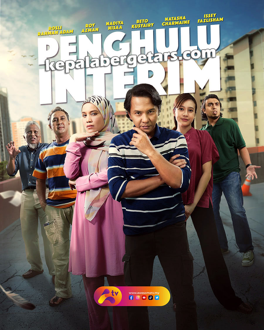 Penghulu Interim Episod Awesome TV