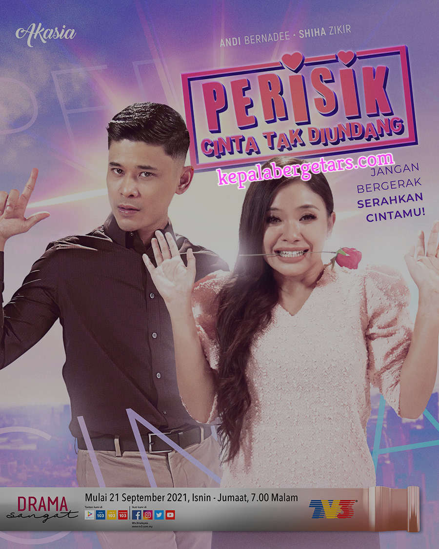 Perisik Cinta Tak Diundang Episod TV3 (1)