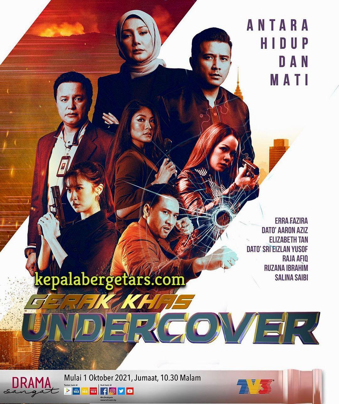 Gerak Khas Undercover Episod TV3